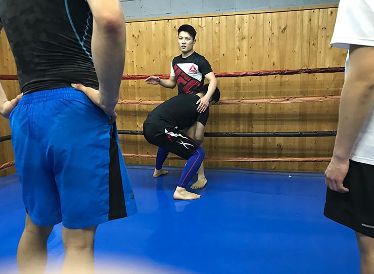 札幌市中央区・総合格闘技